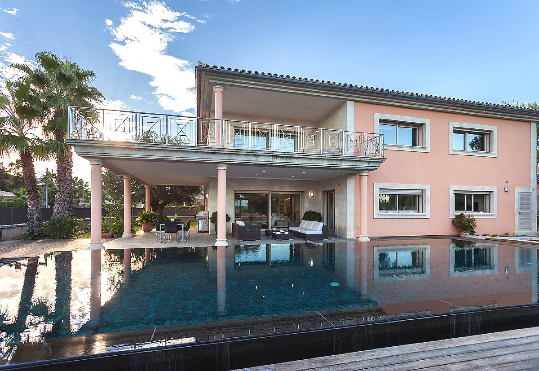 01-112 Moderne Villa Mallorca Norden Bild 4