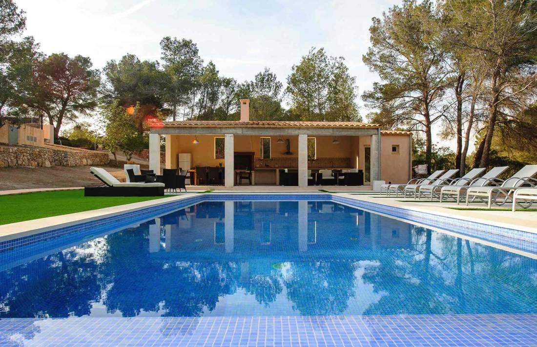 01-310 geschmackvolle Finca Mallorca Osten Bild 4