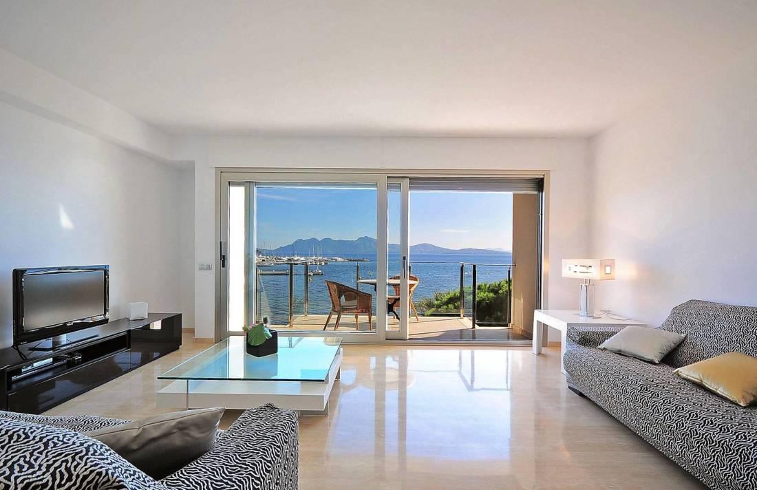 01-207 Kleine Ferienwohnung Mallorca Norden Bild 3