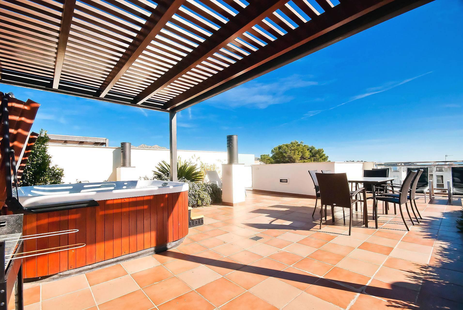 01-203 Luxus Ferienwohnung Mallorca Norden Bild 4