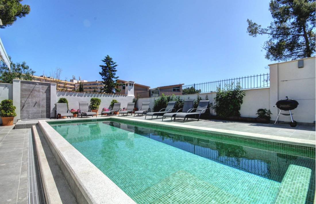 01-264 Modernes Ferienhaus Mallorca Südwesten Bild 4