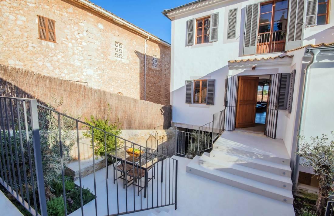 01-257 Luxus Ferienhaus Mallorca Südwesten Bild 4
