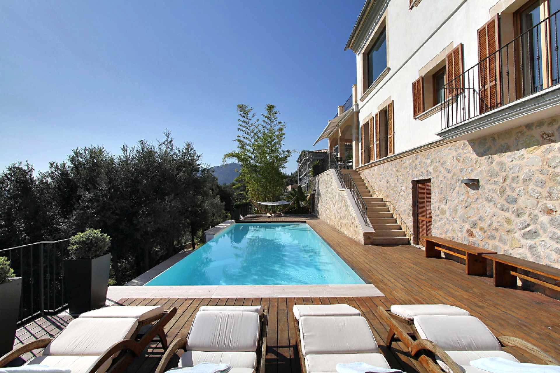 01-24 Exklusive Villa Mallorca Norden Bild 4