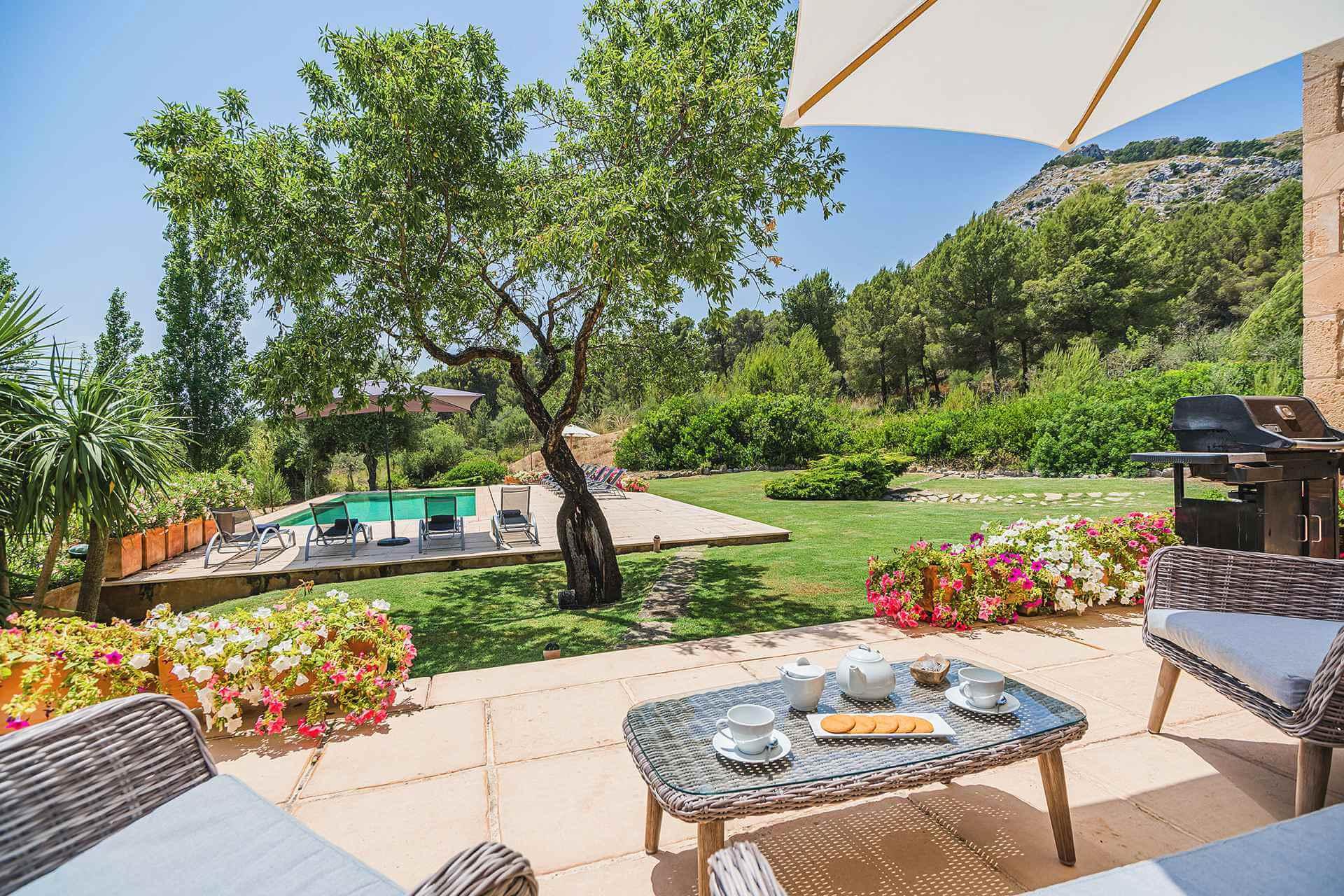 01-348 Luxury Family Finca Mallorca North Bild 5