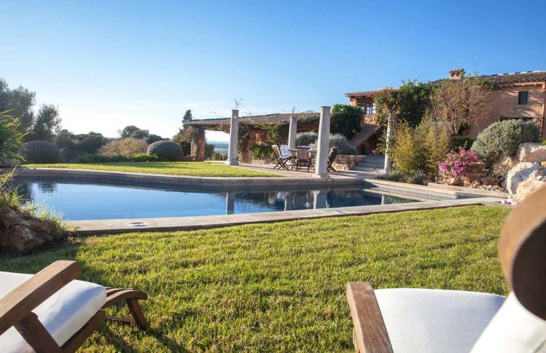 01-116 extravagante luxus Finca Mallorca Süden Bild 4