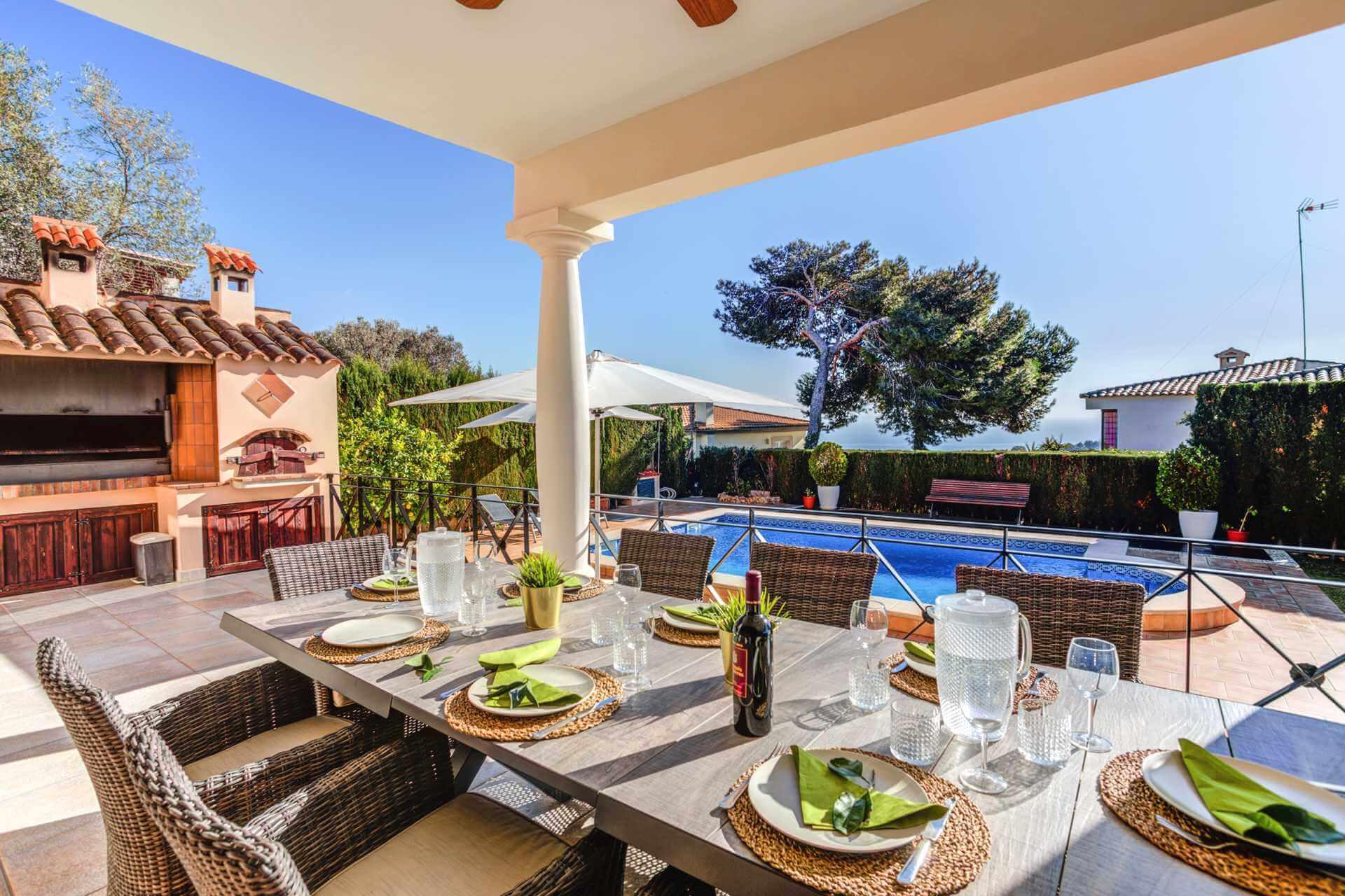 01-331 gepflegtes Ferienhaus Mallorca Südwesten Bild 5