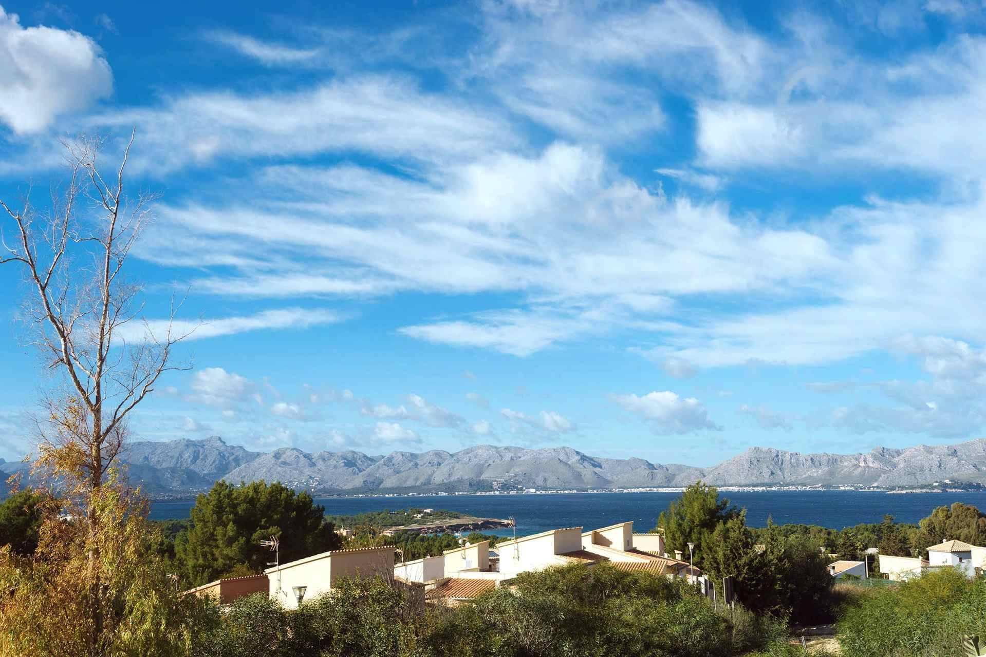 01-282 Ferienhaus Mallorca Norden Meerblick Bild 5