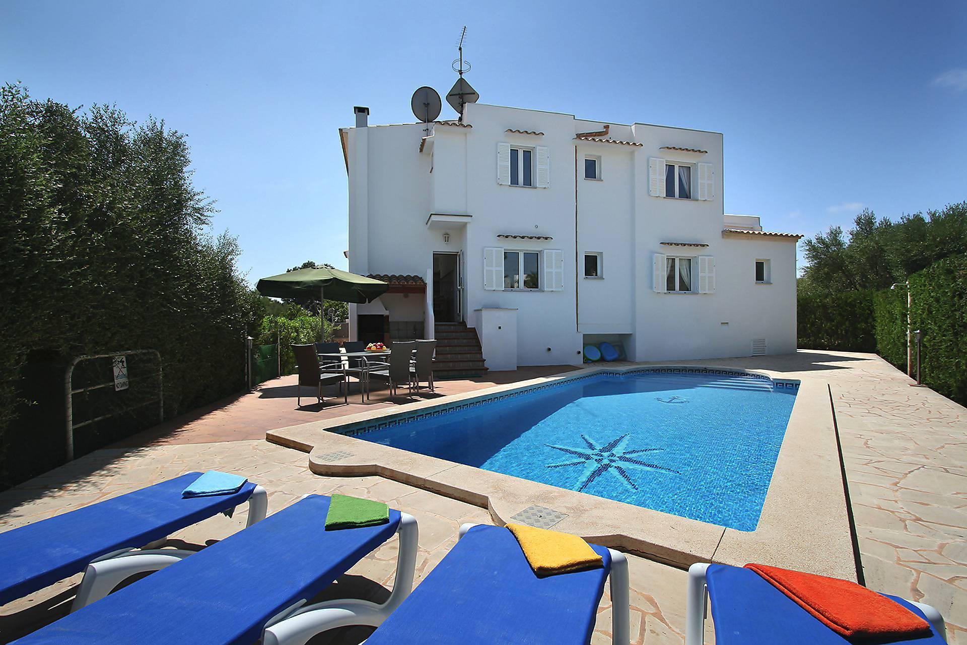 01-128 Rustic holiday home Majorca East Bild 5