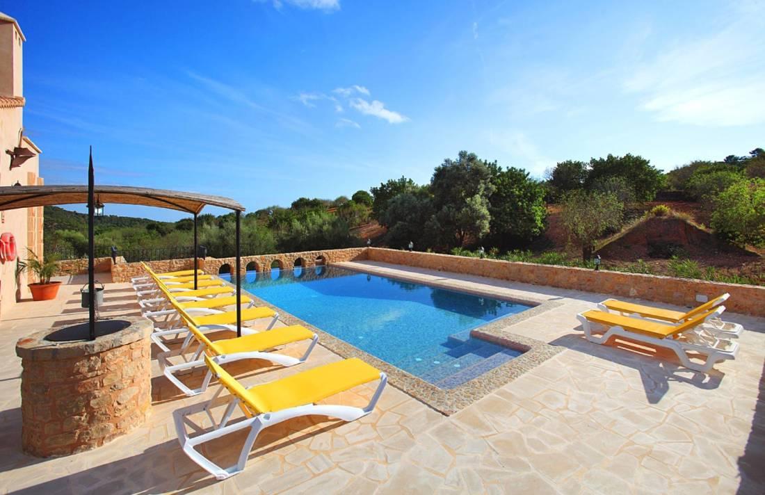 01-159 Ländliches Ferienhaus Mallorca Osten Bild 5