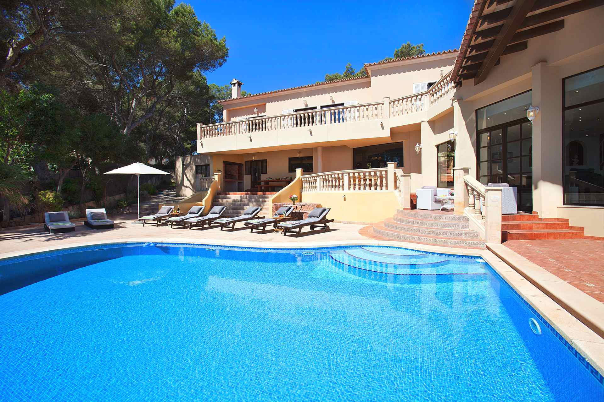 01-23 Villa Mallorca Südwesten mit Meerblick Bild 5
