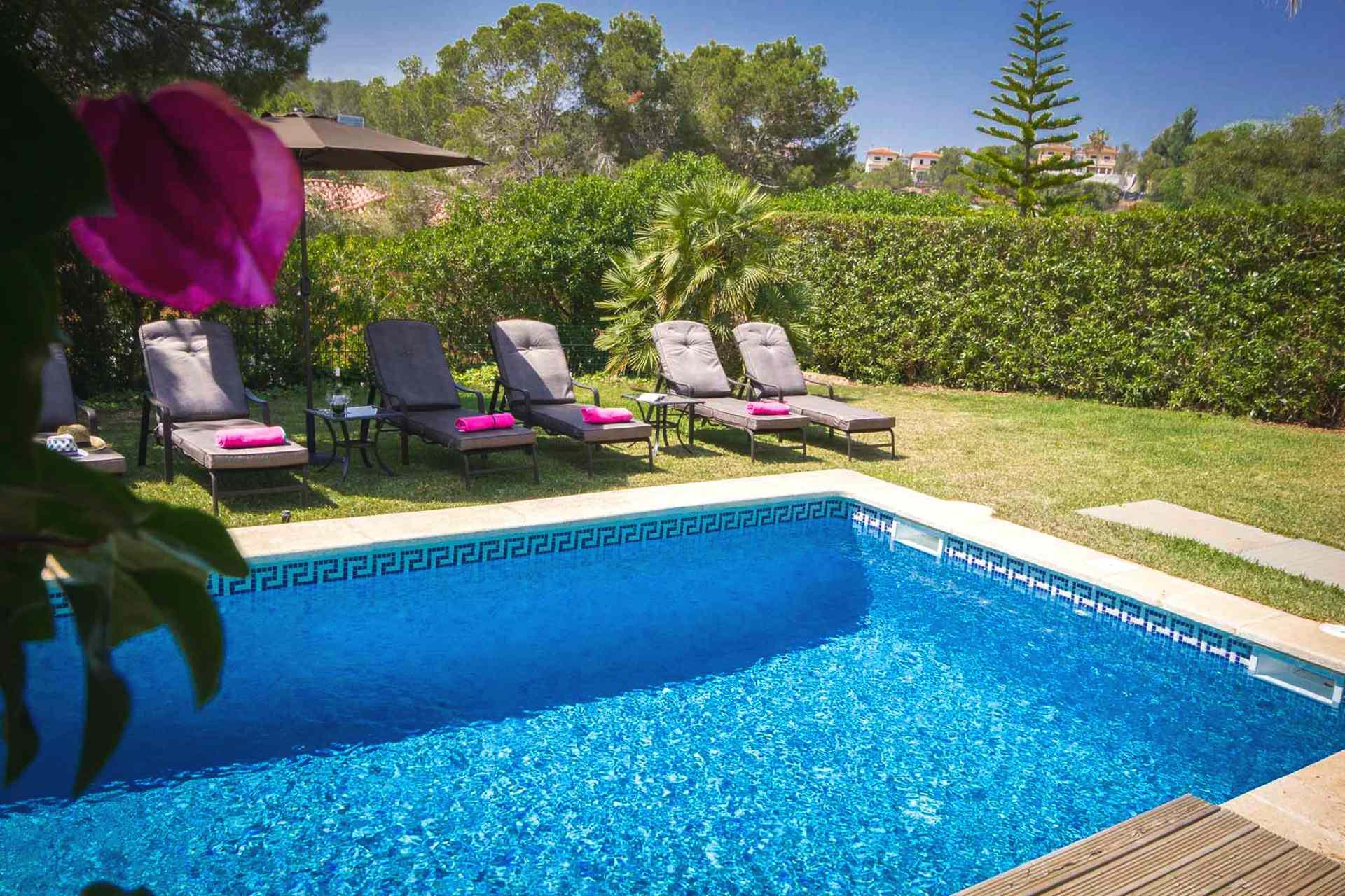 01-302 hübsches Ferienhaus Mallorca Südwesten Bild 5