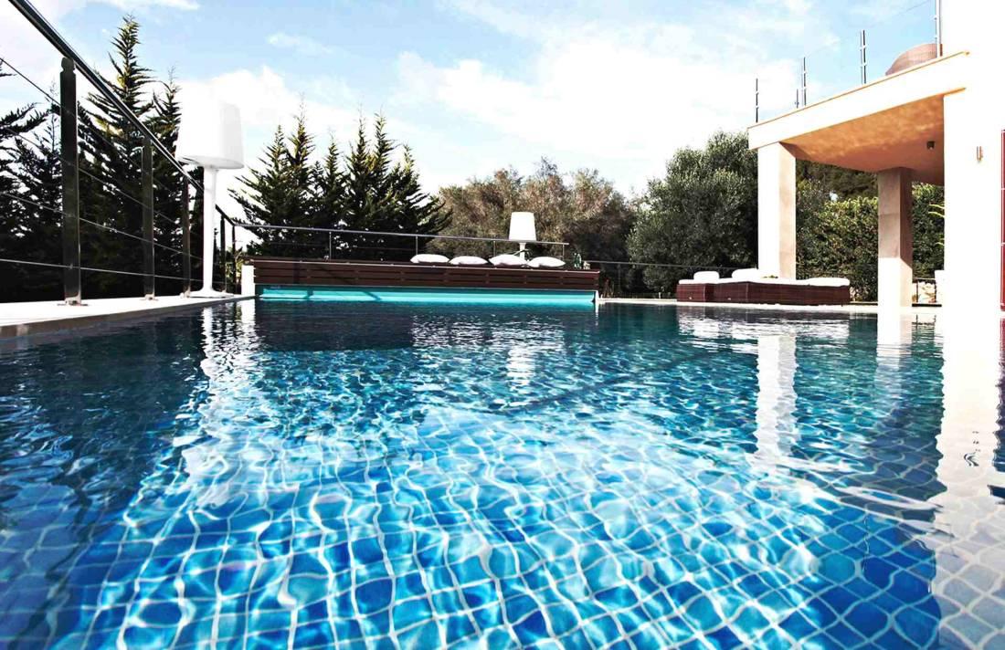 01-327 moderne Golfplatz Villa Mallorca Nordosten Bild 5