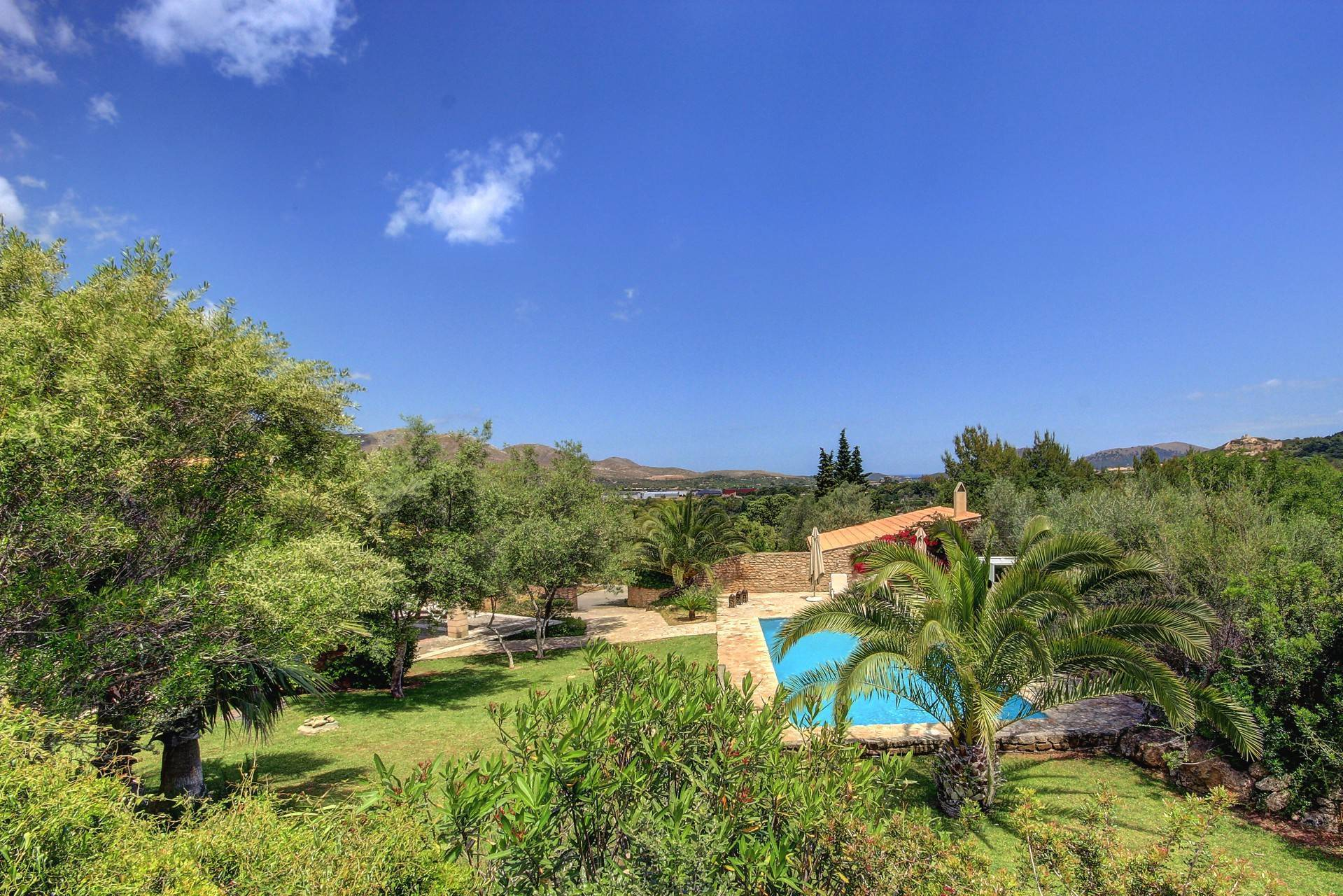 01-56 charmante Finca Mallorca Nordosten Bild 4