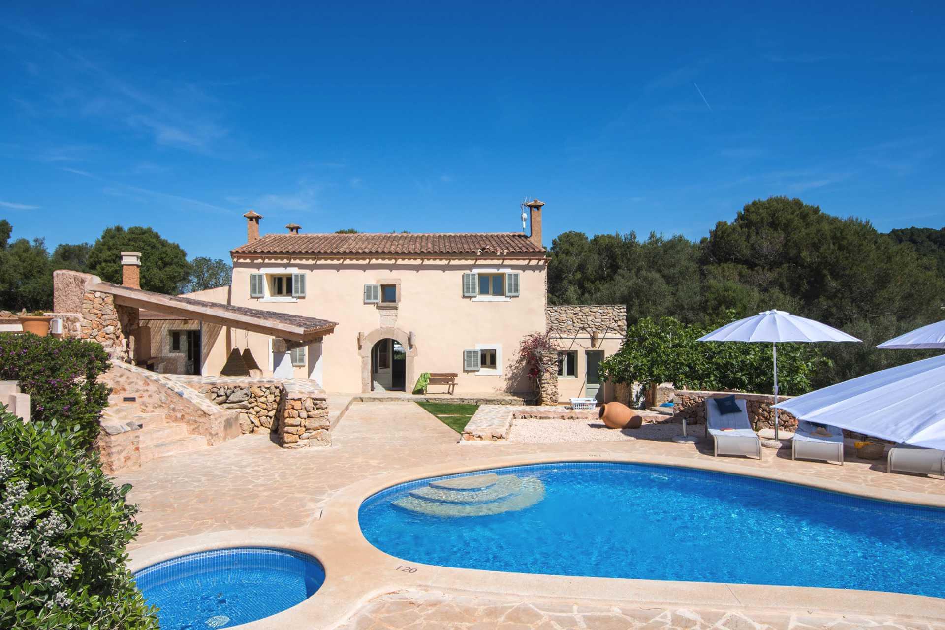 01-345 modern sea view Villa Mallorca east Bild 5