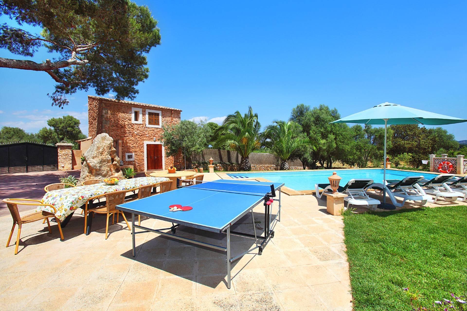 01-142 Rustikales Bauernhaus Mallorca Osten Bild 4