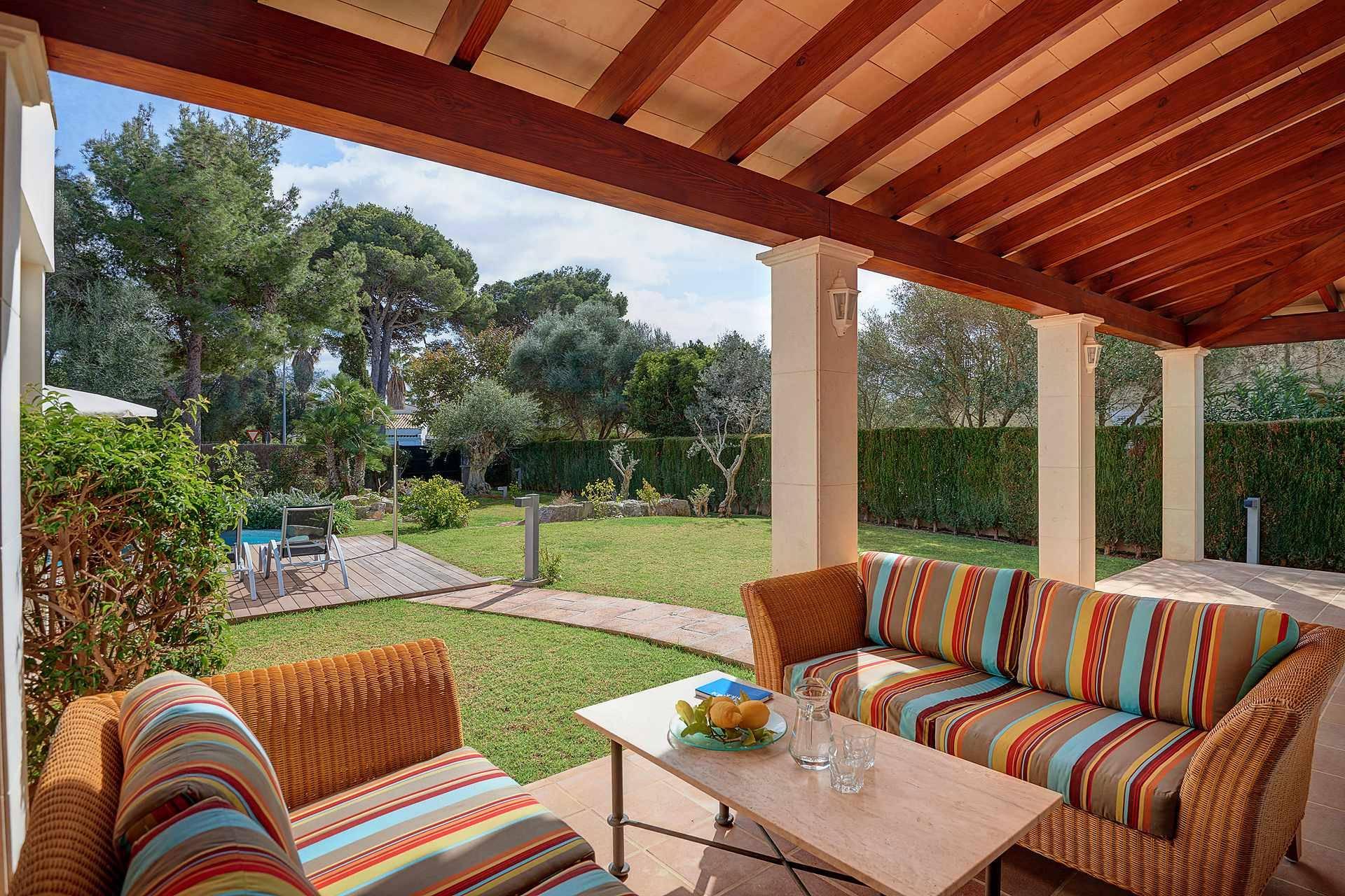 01-49 luxuriöses Chalet Nordosten Mallorca Bild 5