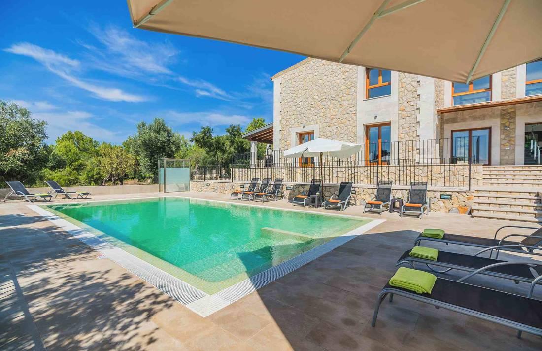 01-155 exklusive Luxus Villa Norden Mallorca Bild 5