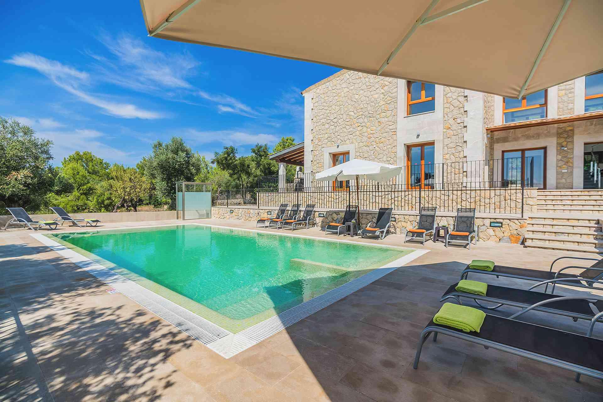 01-155 exklusive Luxury Villa Mallorca North Bild 5