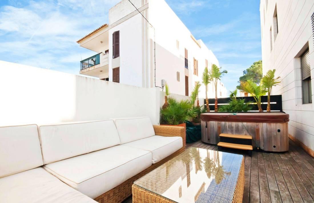 01-204 Große Ferienwohnung Mallorca Norden Bild 5