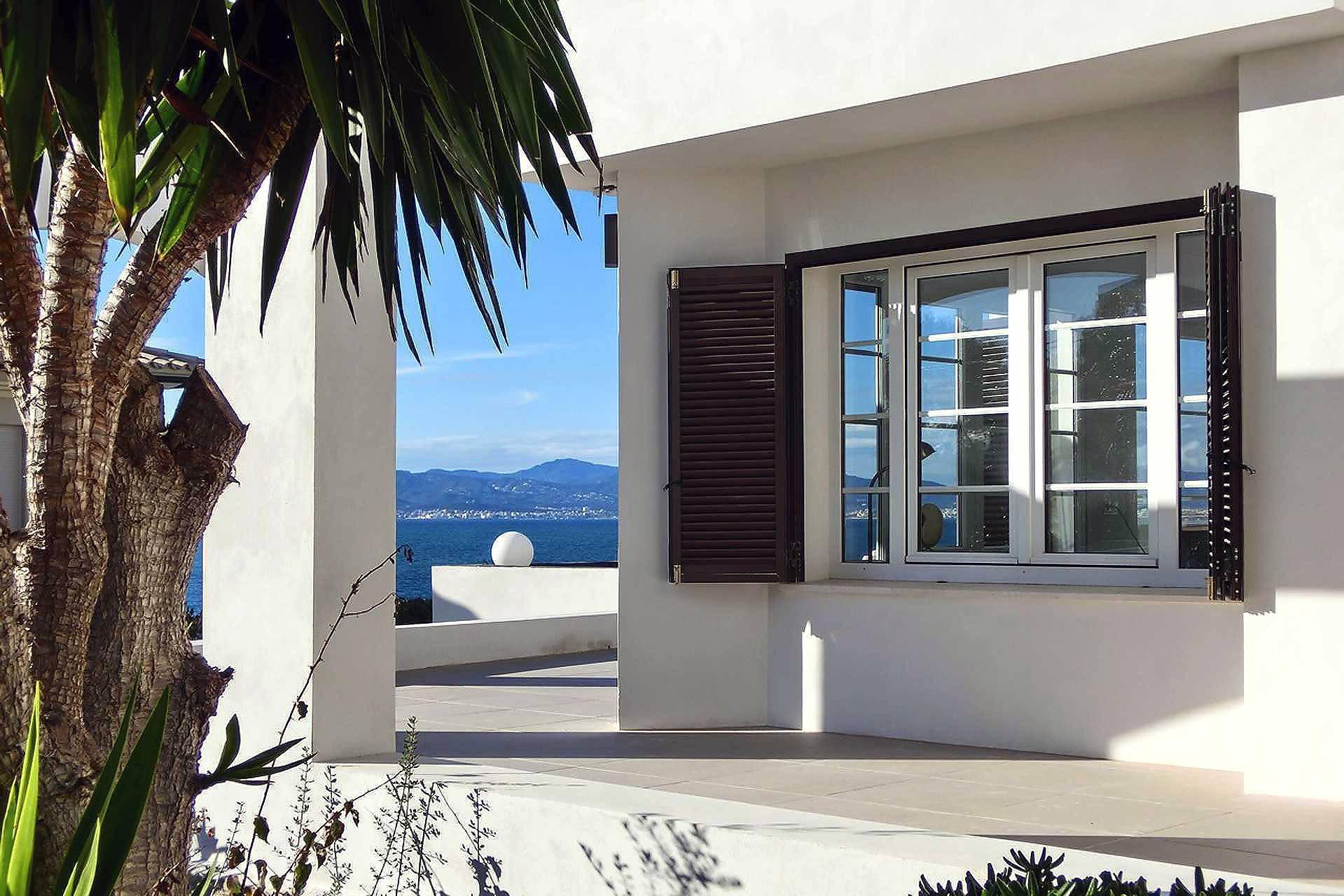 01-95 Ferienhaus Mallorca Süden mit Meerblick Bild 5