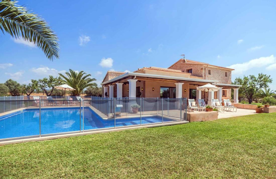 01-05 Mediterrane Finca Mallorca Süden Bild 5