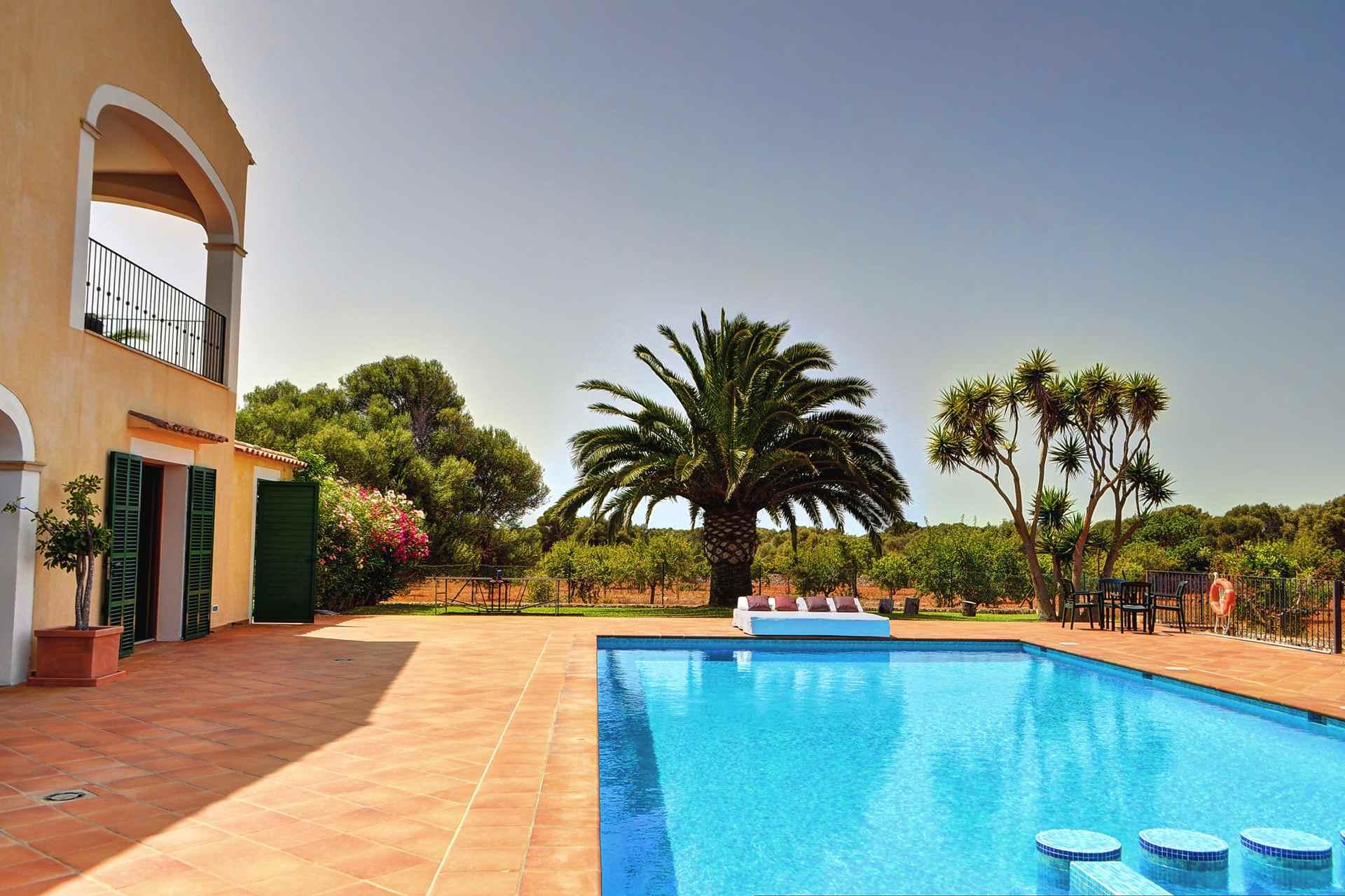 01-38 Mallorquinische Finca Mallorca Osten Bild 5