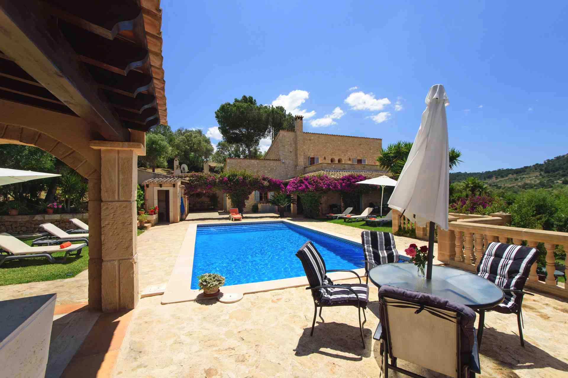 01-147 idyllische Finca Mallorca Osten Bild 5