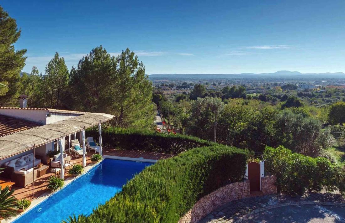 01-287 cozy Finca North Mallorca Bild 5