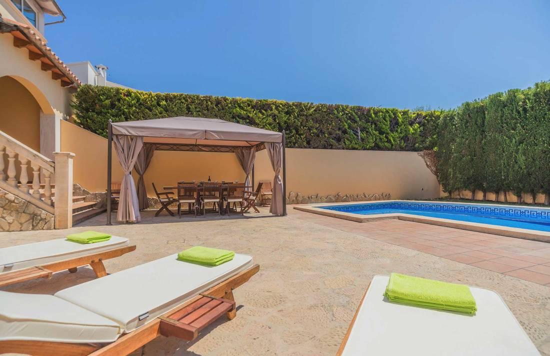 01-298 Golfplatz Chalet Mallorca Norden Bild 5