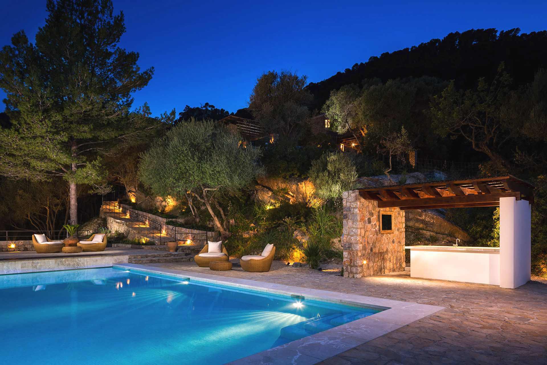 01-334 Luxus Finca Mallorca Westen Bild 5