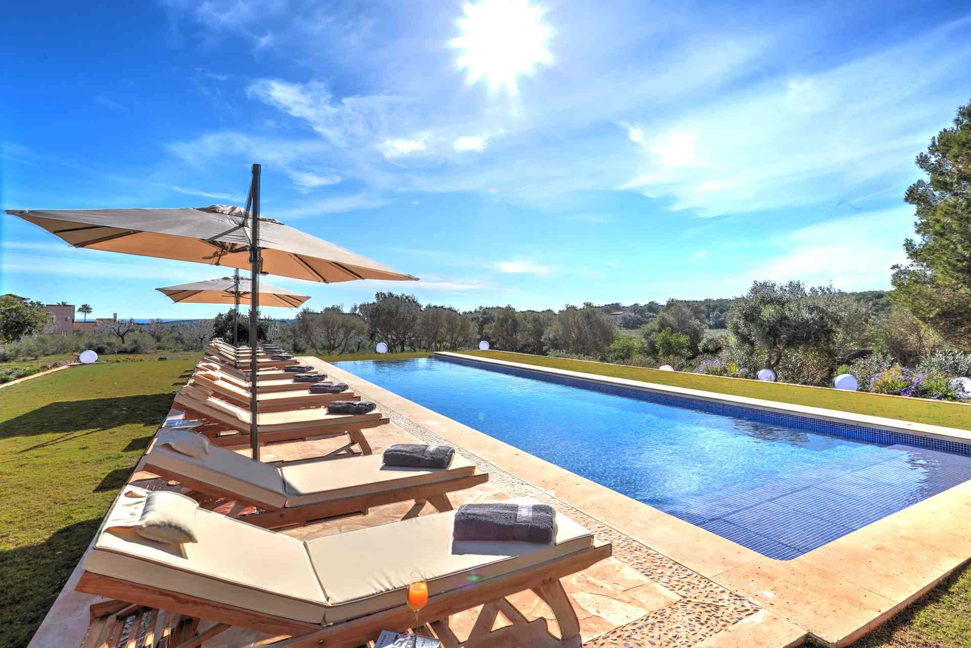 01-315 brand new luxury Finca east Mallorca Bild 5