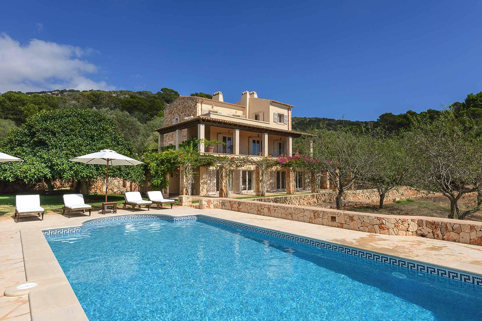 01-300 geschmackvolle Finca Mallorca Süden Bild 5