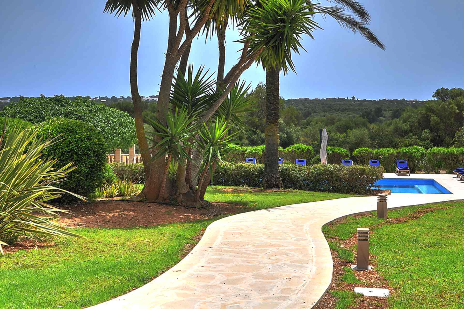 01-319 riesige luxus Finca Mallorca Osten Bild 5