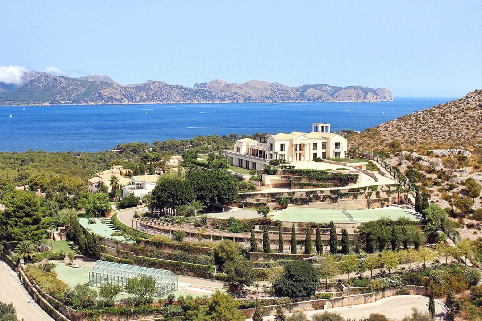 01-308 exklusives Anwesen Mallorca Norden Bild 5