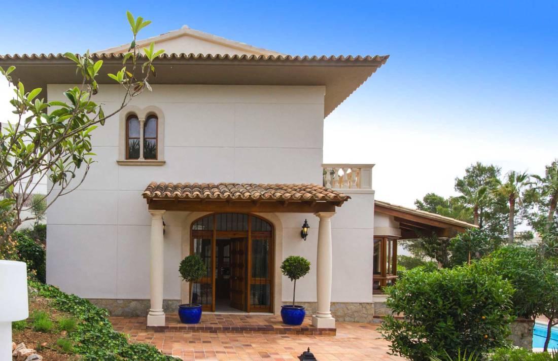 01-305 romantische Villa Südwesten Mallorca Bild 5