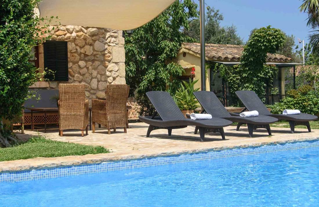 01-164 Romantische Finca Mallorca Norden Bild 5