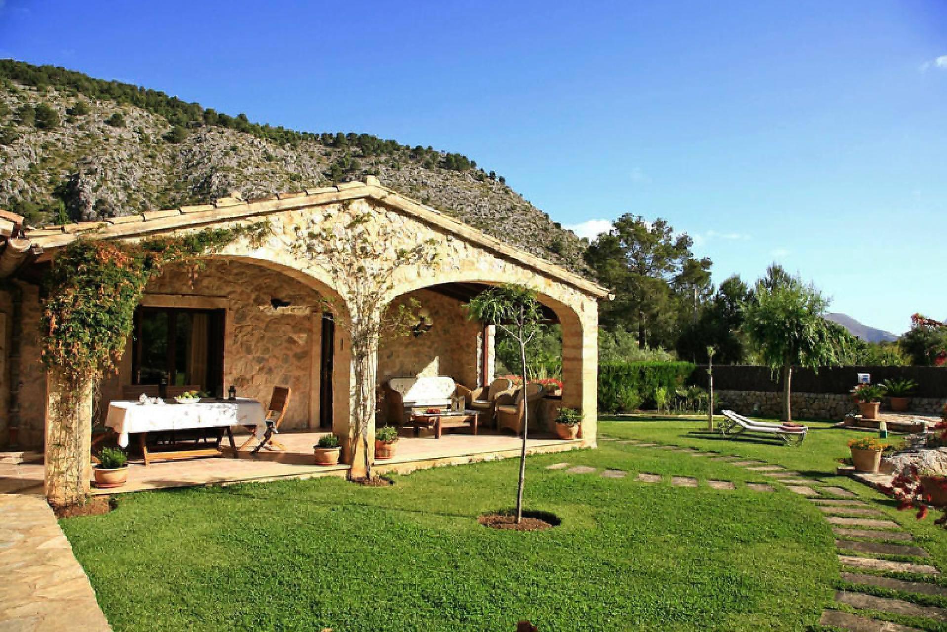01-11 Traditionelle Finca Mallorca Norden Bild 5