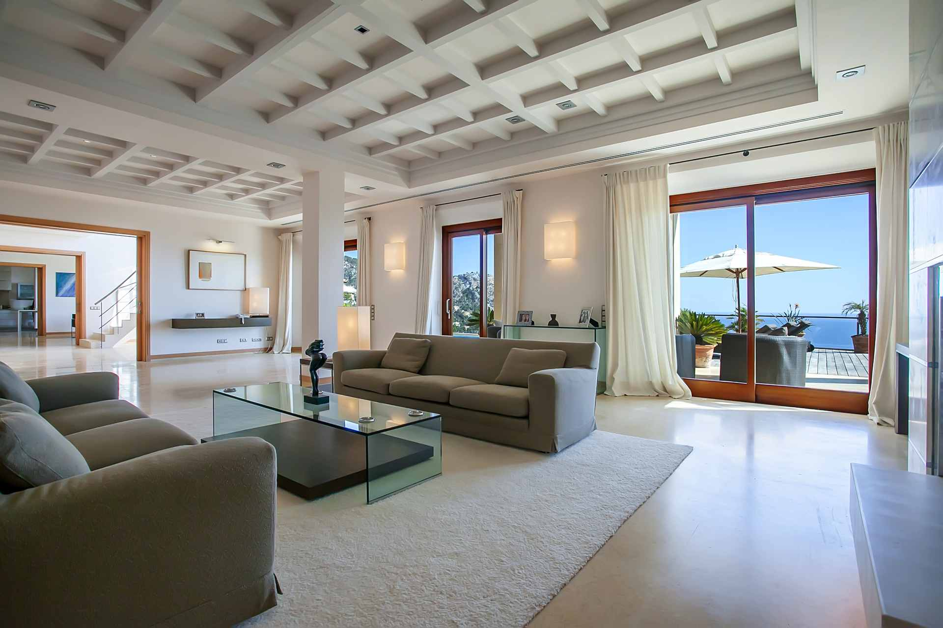 01-268 modern luxury Villa Mallorca southwest Bild 5
