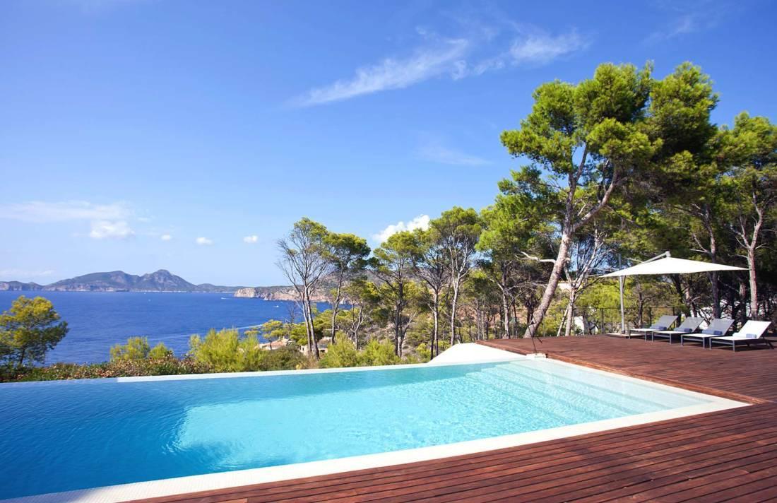 01-332 Meerblick Villa Mallorca Südwesten Bild 5