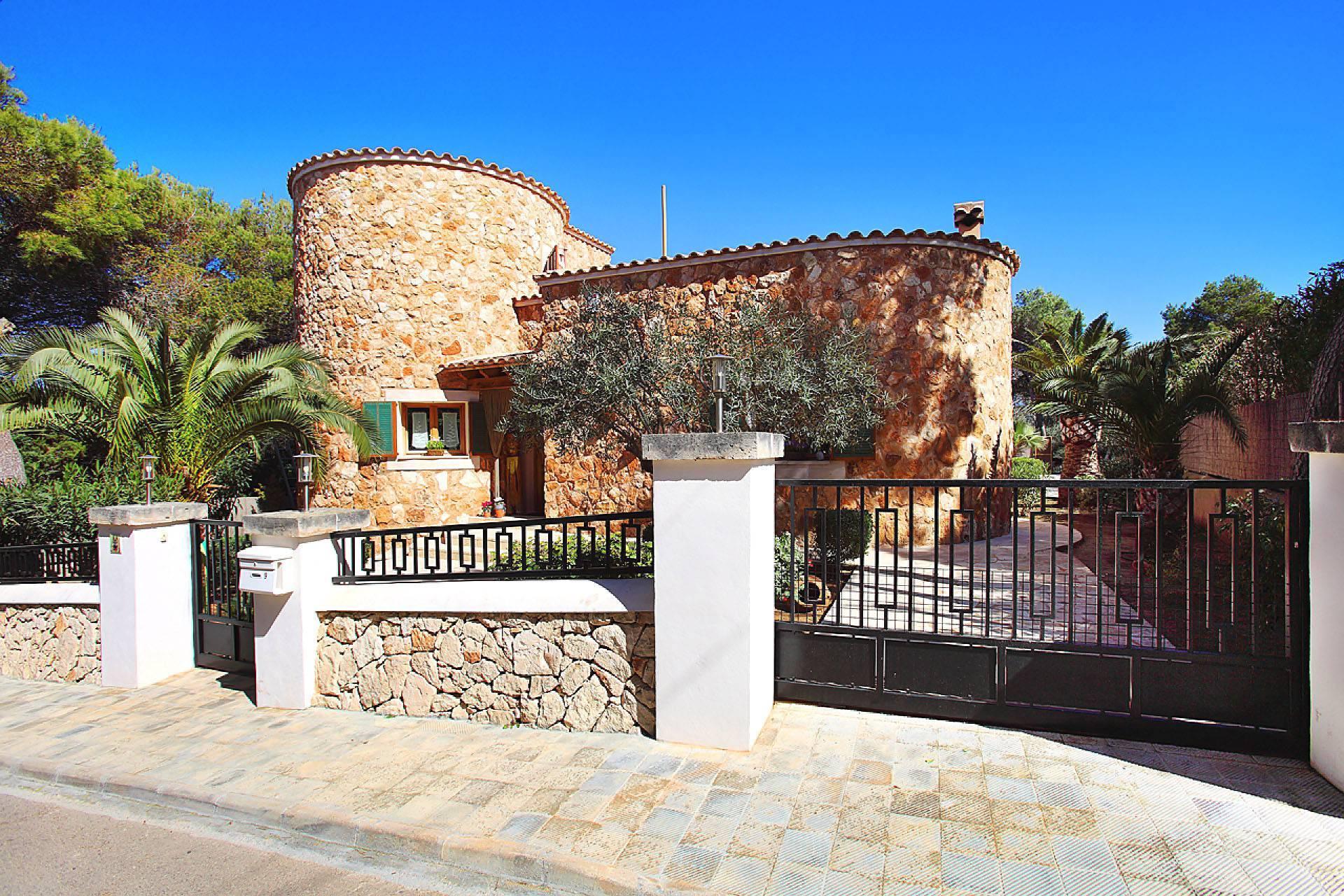 01-174 Gemütliches Ferienhaus Mallorca Süden Bild 5