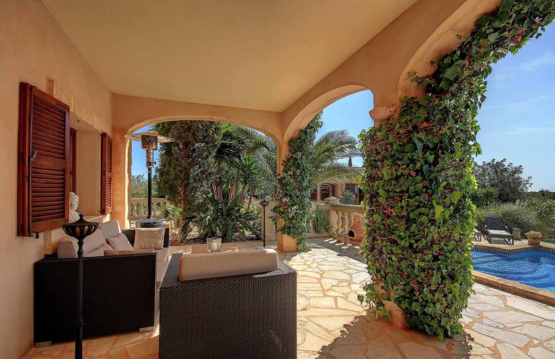 01-259 Finca Mallorca Süden mit Pool Bild 5