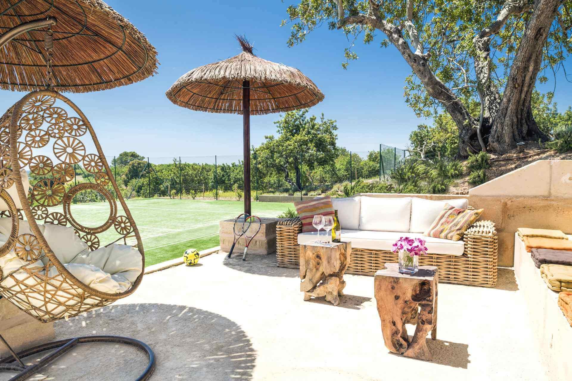 01-354 Luxus Design Finca Mallorca Zentrum Bild 5