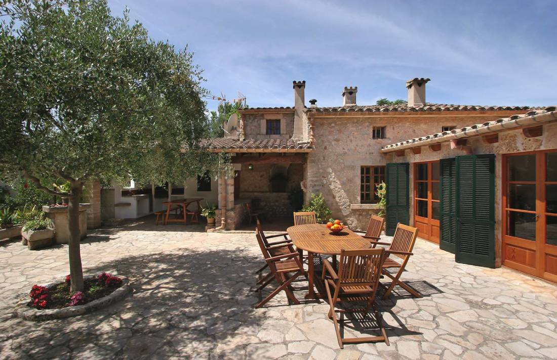 01-145 Restaurierte Finca Mallorca Norden Bild 5