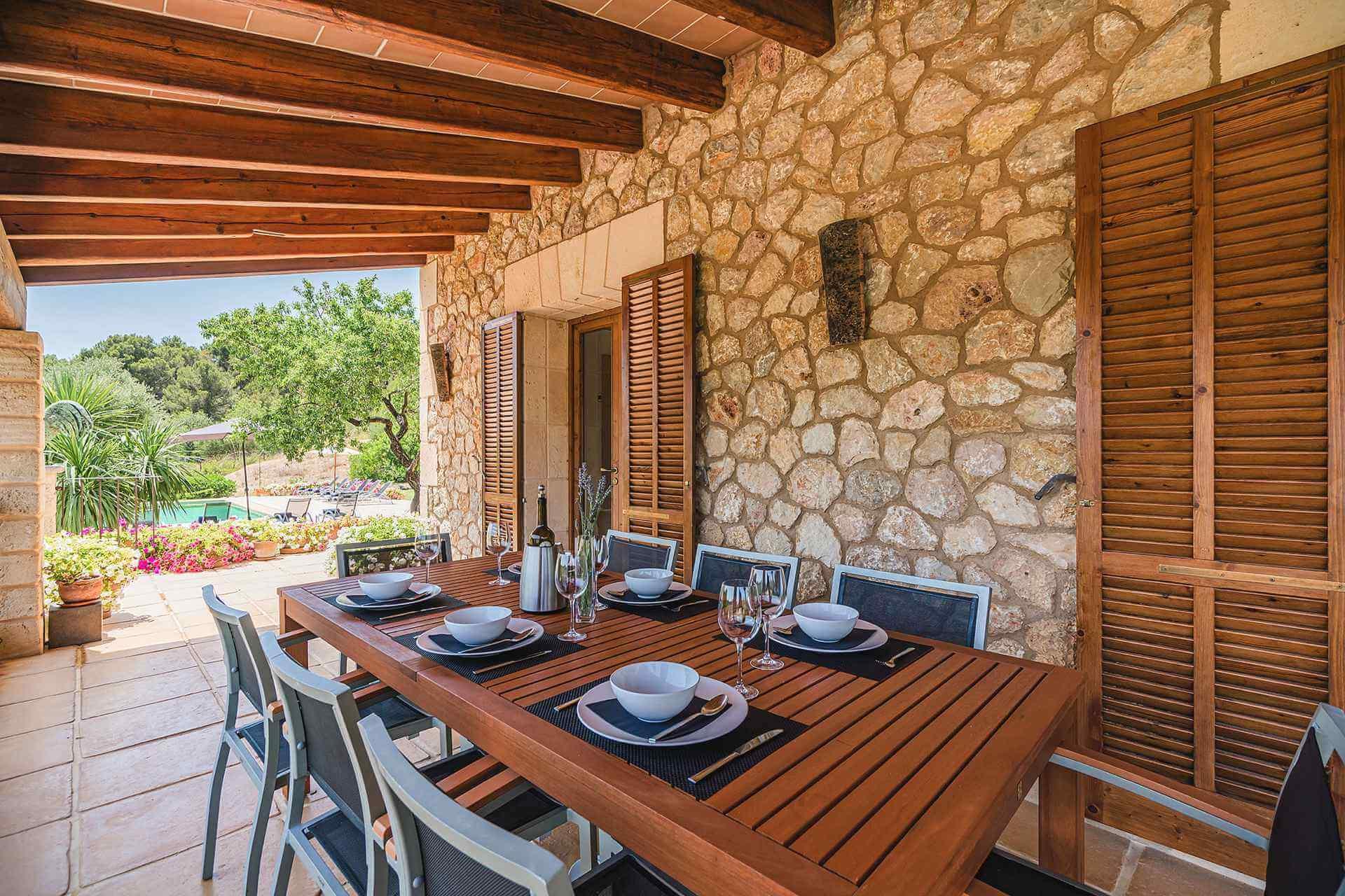 01-348 Luxury Family Finca Mallorca North Bild 6