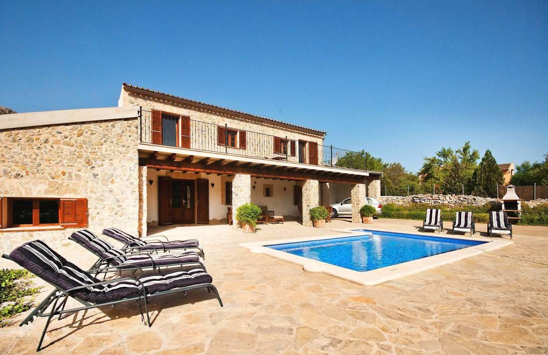 01-220 Finca Mallorca Norden mit Pool Bild 5