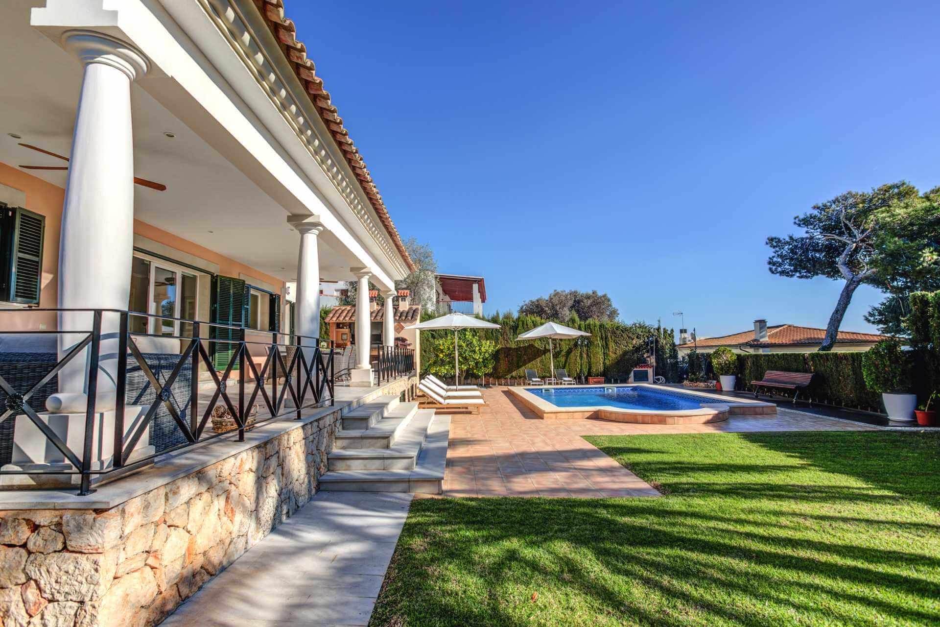 01-331 gepflegtes Ferienhaus Mallorca Südwesten Bild 6