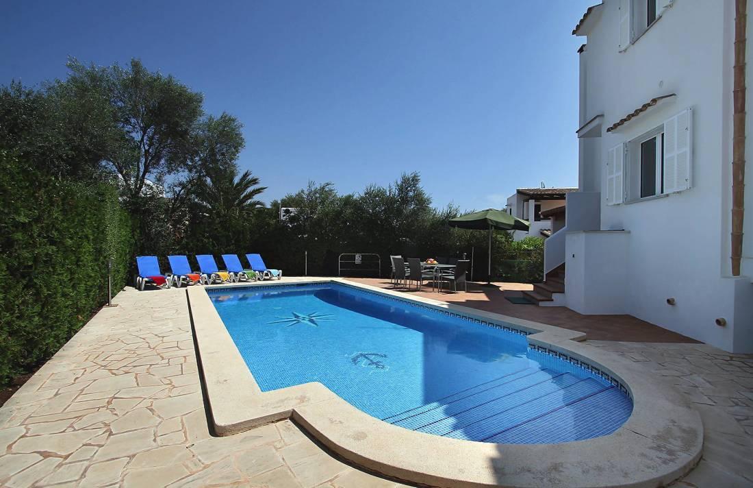 01-128 Rustikales Ferienhaus Mallorca Osten Bild 6