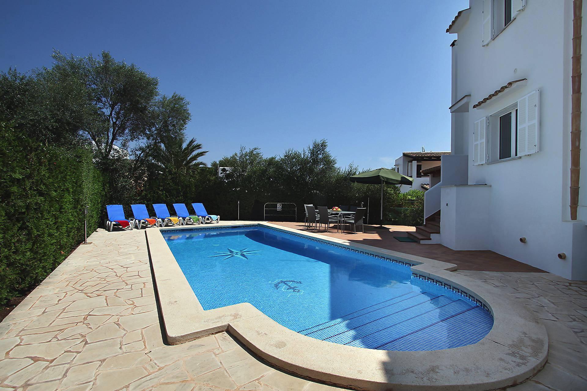 01-128 Rustic holiday home Majorca East Bild 6