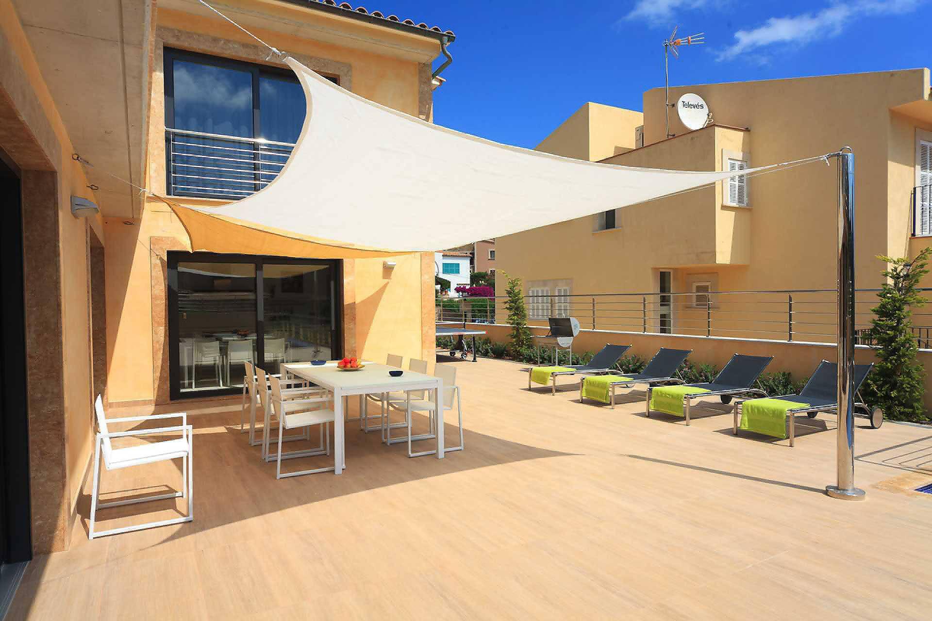 01-35 Villa Mallorca Norden mit Pool Bild 6