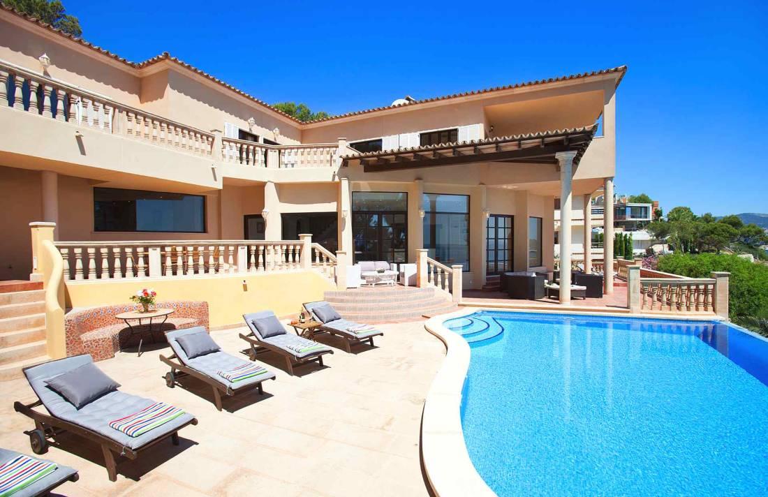 01-23 Villa Mallorca Südwesten mit Meerblick Bild 6